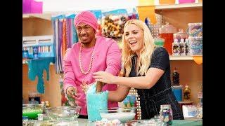 Nick Cannon and Busy Philipps Make Slime | Michaels