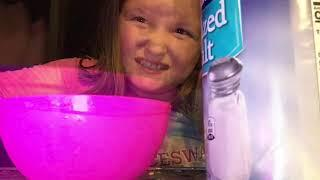 How to make slime with no glue or baking soda