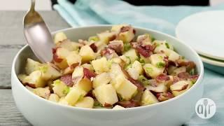 How to Make Light and Easy Greek Potato Salad | Salad Recipes | Allrecipes.com