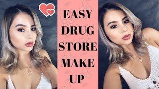 EASY DRUGSTORE MAKE-UP TUTORIAL (Beginner friendly)