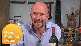What Makes a Bottle of Wine Worth £424,000?   Good Morning Britain