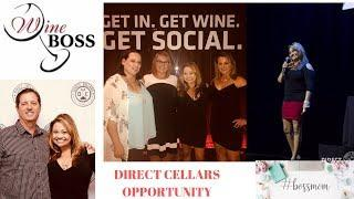 Direct Cellars Business Opportunity | Wine Of The Month Club | Work At Home