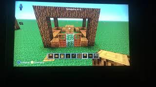 How to make a survival house for 2 people!