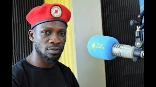 Bobi Wine Chooses Museveni Over Bebe Cool says Museveni has few days in Power