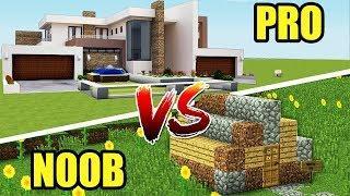 NOOB vs PRO - Minecraft (episode #1) The Best House