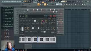 How to make SA deep house like godfathers,DA capo SA,XDizzle in fl studio