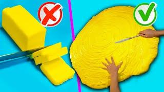 Butter Slime GIANT SIZE How To! 10 AMAZING SLIMES YOU MUST SEE!