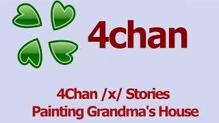 4Chan Scary Stories :: Painting Grandma's House