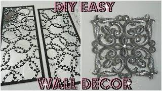 DIY MIRROR WALL DECOR IDEAS  | HOW TO REVAMP WALL DECOR | QUICK & EASY DIY IDEAS 2018