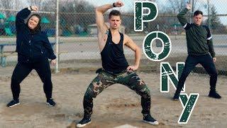 Pony - Ginuwine | Caleb Marshall | Dance Workout