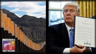 Trump GIDDY After House Majority Leader BLINDSIDES Dems With Huge BORDER WALL Deal