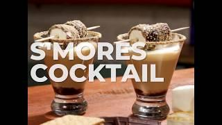 How to Make a S'mores Cocktail