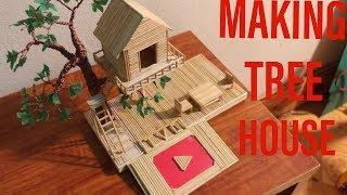 How to make a tree house - house on tree