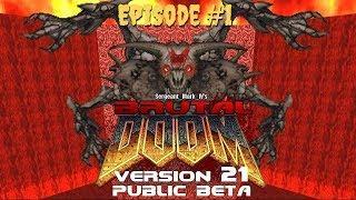 Brutal DOOM I: The Ultimate DOOM - Episode #1 - RIP THE TEAR MORE!!!