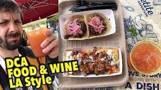 Disney California Adventure Food & Wine 2019 - LA Style