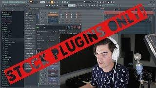 Asher Postman teaches FUTURE HOUSE! (FL Studio Stock Plugins) | Tutorial