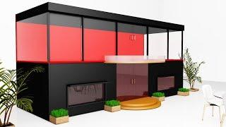 How to Make Beautiful Dream Mansion Art - Dream House Ideas