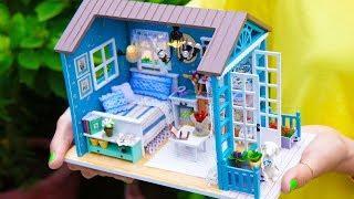 DIY Little Princess Miniature Doll House