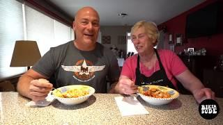 The Best Marinara Sauce Recipe Ever! Home cooking with Rose and A Biker Dude