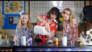 DAPHNE & VELMA Slime Lab! Making Slime with Sarah Gilman & The McAlevey Twins