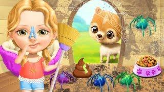 Sweet Baby Girl Cleanup 5 - Messy House Makeover And Clean Up Kids Games For Girls By TutoTOONS
