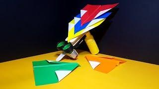 How to make a Simple Paper Airplane Launch Pad - An Amazing D.C Motor Power DIY