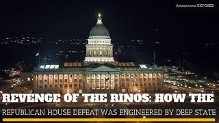 Revenge of the RINOs: How the Republican House Defeat Was Engineered by Deep State