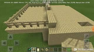 How to make a simple house in minecraft|ART3MISSYT