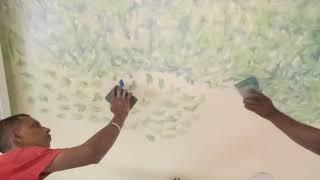 Amazing Ceiling painting tricks