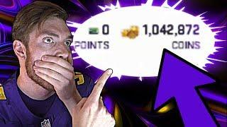 How I made a MILLION Coins in Madden 19 Ultimate Team (Auction House Hustling Ep 1)