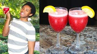How To Make Wine AT HOME From Grape Fruit! Shhh...It's Alcohol-Free ???????? | Konscious Karl