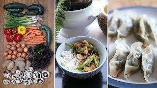 PACKAGE FREE PRODUCE HAUL | + 4 seasonal plant based recipes