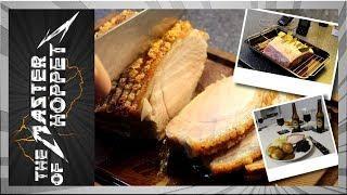 Flæskesteg (Danish style Roast Pork) & Barley Wine | TMOH - Cooking & Beer
