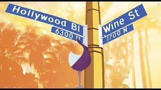 Hollywood and Wine episode 101 - J.B. Blanc