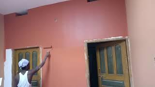 Asian paints wall painting