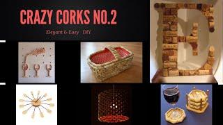 How to make something with corks (for wine lovers) - Crazy corks 2