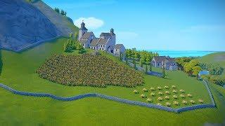Foundation   Ep. 15   WINE MAKING IS HERE - Building the Vineyard   City Building Tycoon Gameplay
