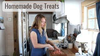 Life in a Tiny House called Fy Nyth - Homemade Dog Treats