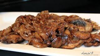 Caramelized Onions And Mushrooms | Pefect Burger/Steak Topping | Episode 149