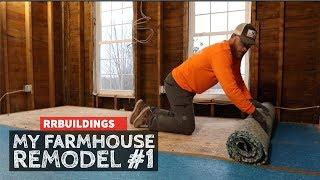 Remodeling My Farm House: Demolition