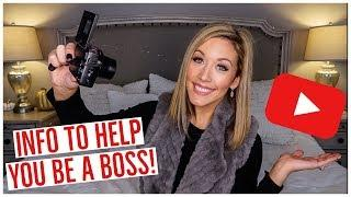 ANSWERING YOUR QUESTIONS! HOW TO START A YOUTUBE CHANNEL + ADVICE FOR NEW YOUTUBERS!