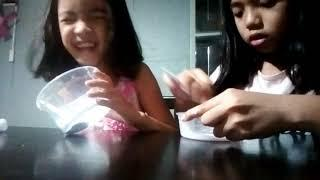 How to make slime (Philippines)