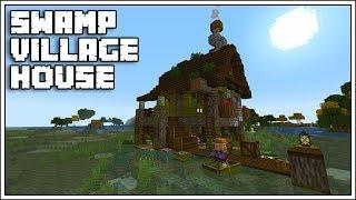 Minecraft 1.14 ► Swamp Village House [Tutorial]