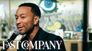 John Legend Approaches Making Wine Like Making Music | Passion Project