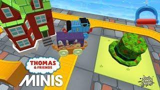 Thomas & Friends Minis #243 | THOMAS' COUNTRYSIDE MAp! By Budge Studios