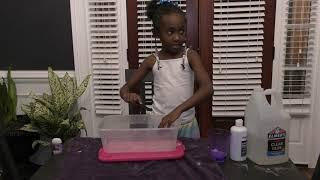 Making Slime by Nyla