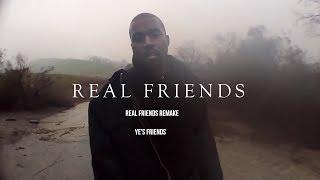 (FREE Instrumental) Ye's Friends l Kanye West REAL FRIENDS Remake by Huy Win (REPOST)