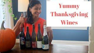 Thanksgiving Wine Pairings (CREATE THE PERFECT HOLIDAY EXPERIENCE)