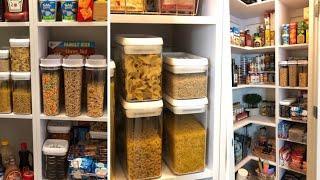 DIY Custom Pantry with Modular Closets