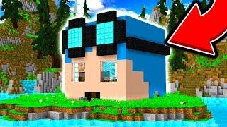 HOW TO MAKE A DANTDM HOUSE IN MINECRAFT!!!
